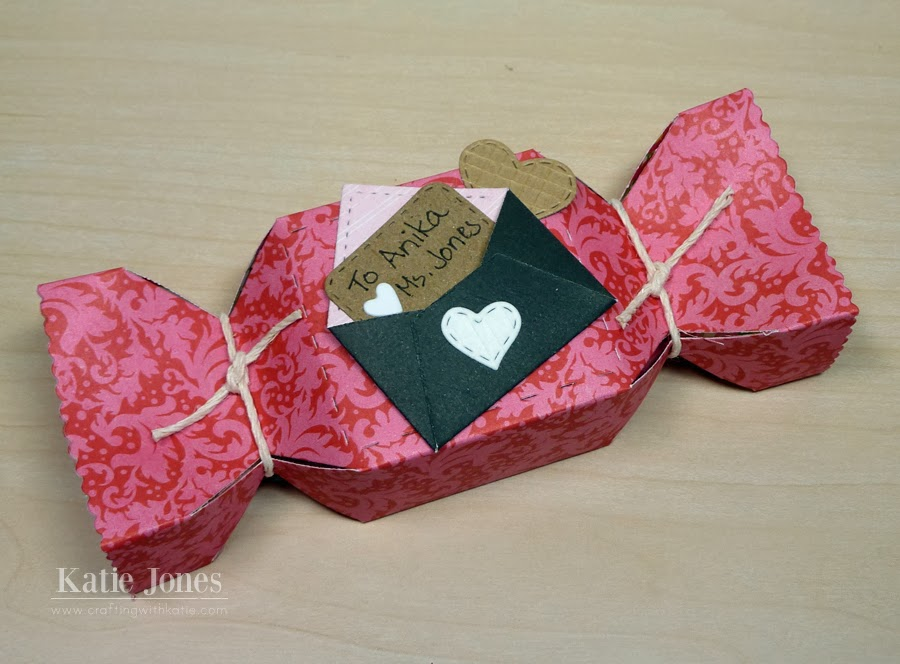 Valentine Treat Boxes For Girls