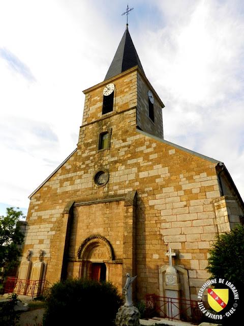 MAUVAGES (55) - Eglise Saint-Pantaléon