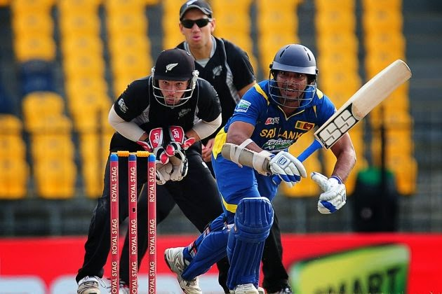 ICC T20 World Cup Sri Lanka Vs New Zealand 2014  news