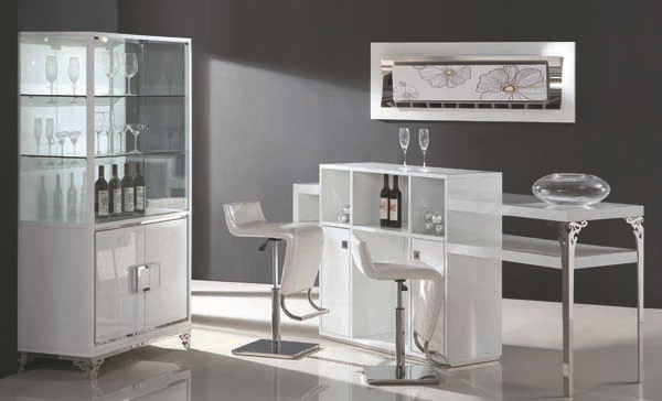 Multinotas decoraci n mueble bar for Mueble bar ikea