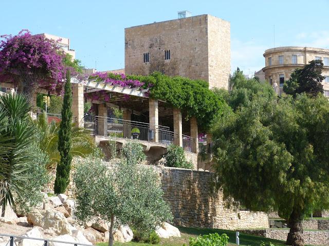 Les Granotes-jardines-Tarragona