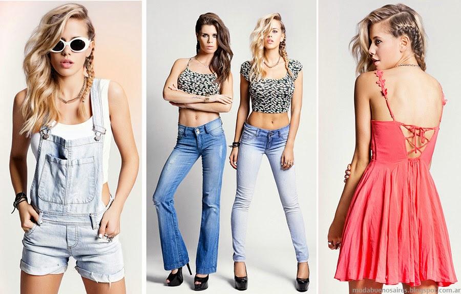 Vestidos ultima moda verano