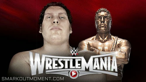 WrestleMania XXXI Andre the Giant Battle Royal winner 2015