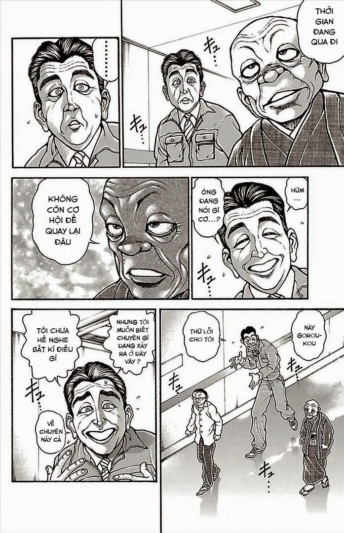 Baki Dou chap 4 Trang 12 - Mangak.info