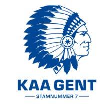 K.A.A. Gent logo