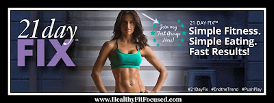21 Day Fix Challenge, sign up today!  Julie Little Fitness, www.HealthyFitFocused.com