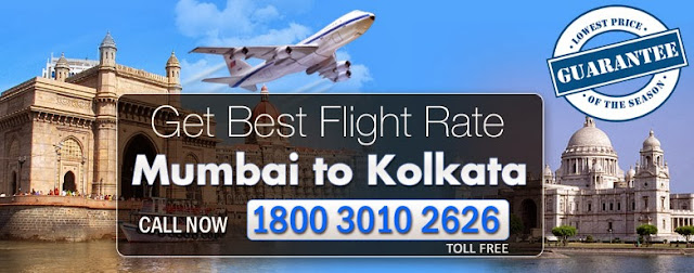 Mumbai to Kolkata, Mumbai to Kolkata Flights, Air Fare From Mumbai to Kolkata, Mumbai Kolkata flights