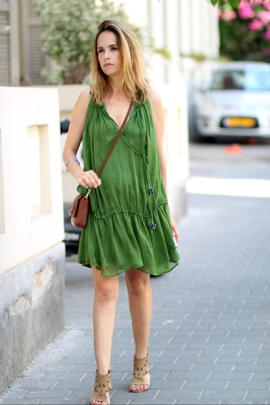 lookoftheday, dress, summer2015, fashiontelaviv, fashionblogger, anyahindmarchbag, ootd, בלוגאופנה, telavivstreetstyle
