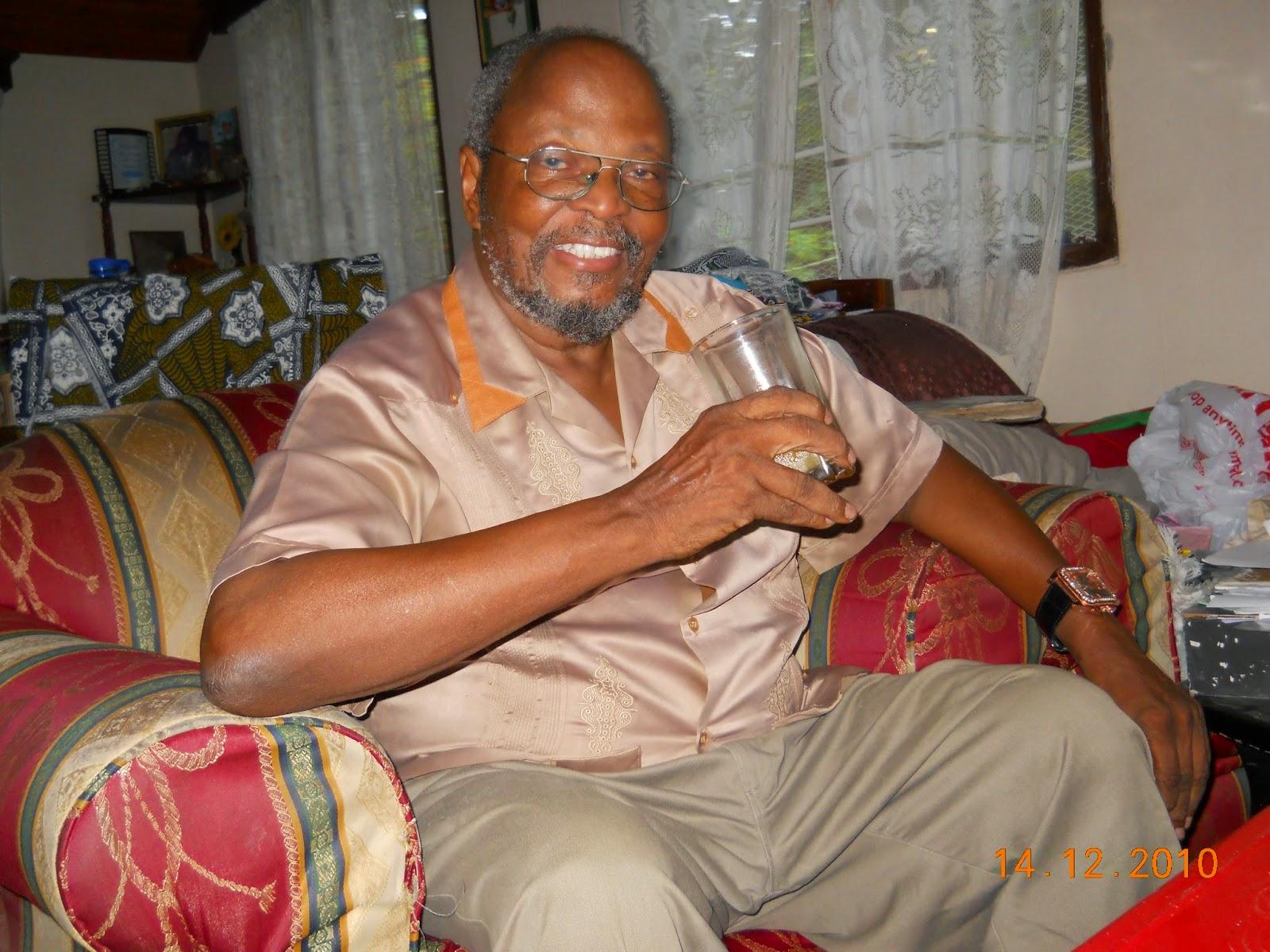 Dr. Aleck H. Che-Mponda