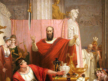 The Sword of Damocles 1
