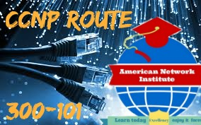 CCNP Route Image
