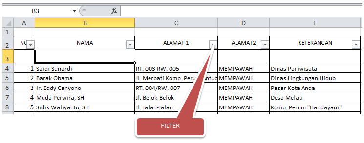 """<img src=""""FILTER_DATA_PADA_MICROSOFT_EXCEL_2010.png"""" alt=""""FILTER ATAU PENYARINGAN DATA PADA MICROSOFT EXCEL 2010"""">"""