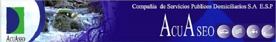 AcuAseo - Compañia de Servicios Publicos Domiciliarios SA ESP
