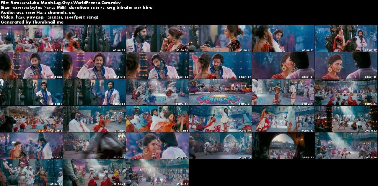 lahu munh lag gaya ramleela 2013 video song 720p