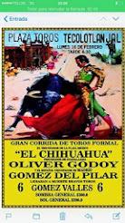 """Anuncian a """"El Chihuahua"""", Gómez del Pilar y Godoy en Tecolotlan, Jalisco, el 16/02."""