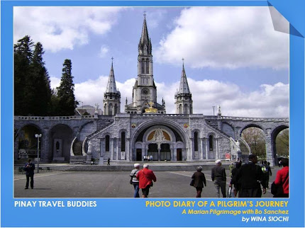 Photo Diary of a Pilgrim's Journey-A Marian Pilgrimage with Bo Sanchez