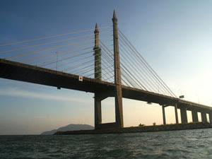 Penang Bridge / Jembatan Pulau Penang