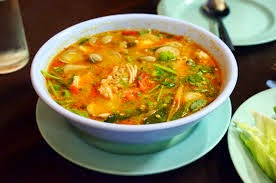 4th Food : Tomyam