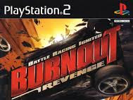 Game Ps2 - Burnout REVENGE