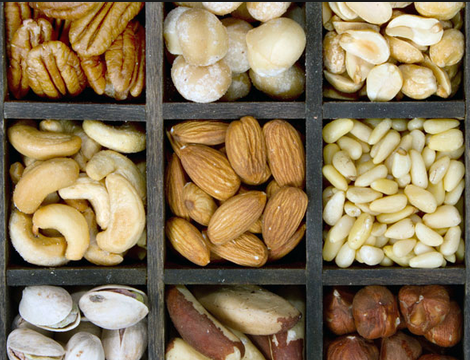 Nutritious Dry Fruits in Winter Season