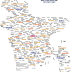 Typogeography of Bangladesh (Text Art Map)