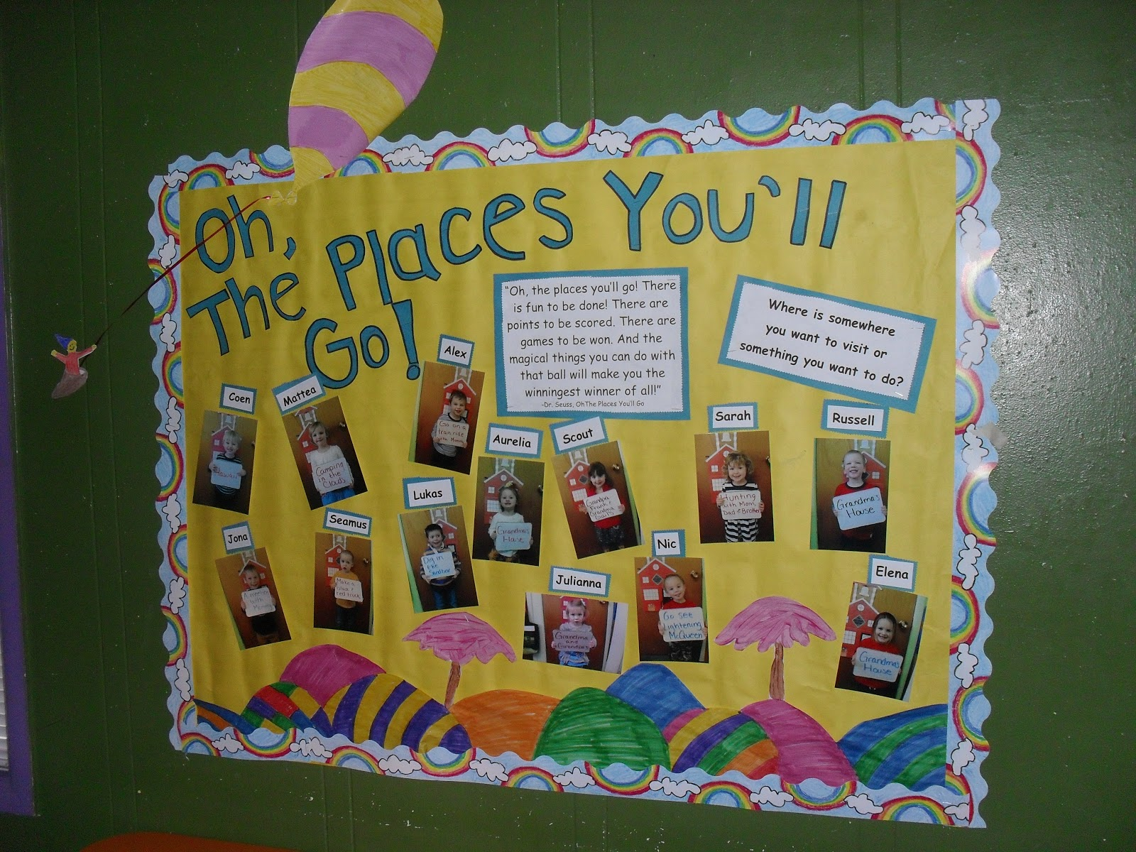 Classroom Theme For Preschool ~ The early preschool classroom this weeks theme cat in