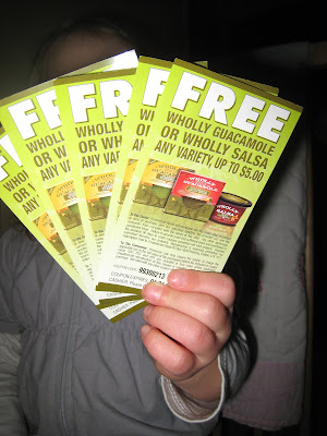 Free Product Coupons Wholly Guacamole
