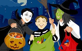 Halloween HD wallpapers - 055