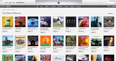 Afsaaney Sartaaj is running TOP in iTunes ~ US