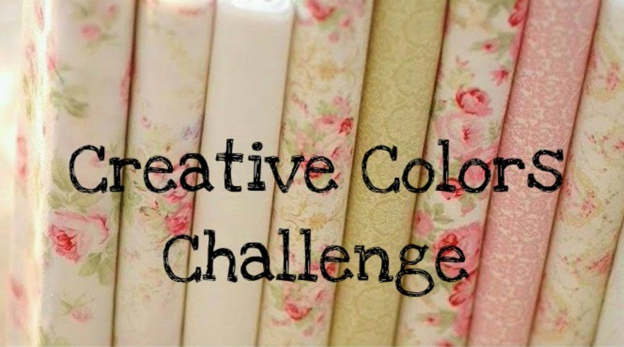 CREATIVE COLORS CHALLENGES