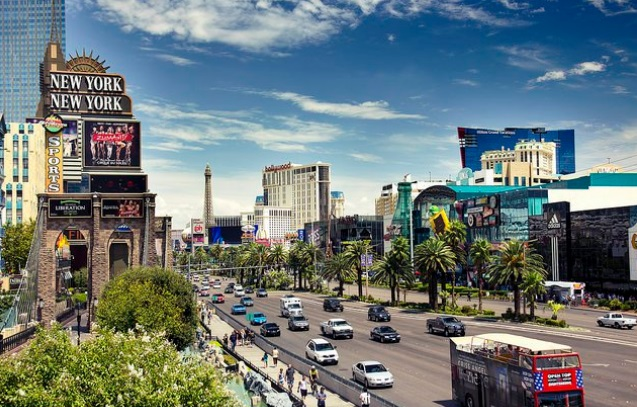 Disfruta de conocer Las Vegas