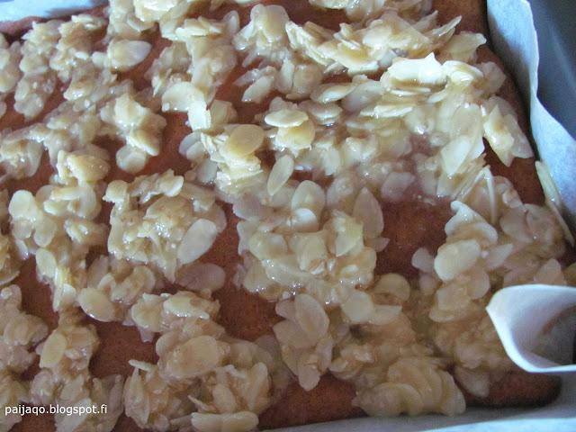Elokuu: toskapalat uunivalmiina