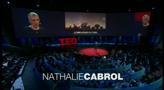 Are we alone in the solar system? A ted.com talk