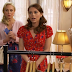 "Annabeth's Anthropologie Basque Floral Dress Hart of Dixie Season 2, Episode 15: ""The Gambler"""