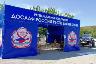 Конгресс-слёт в Крыму: на земле, в воздухе и на море обмен опытом, отдых и развлечения