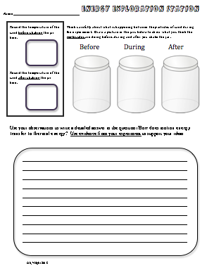 Worksheets Kinetic And Potential Energy Worksheet For Middle School kates science classroom cafe kinetic energy activity freebie the entire mini unit is also available at my tpt store and includes lesson plans sorting cards worksheets as well 5 explo
