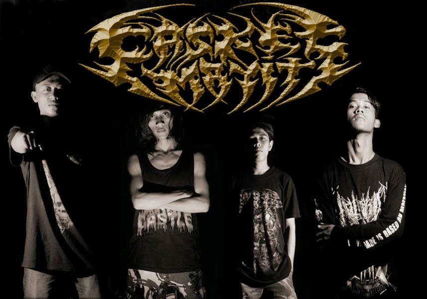 Casket Mayit Band Deathcore Bogor foto personil logo artwork wallpaper