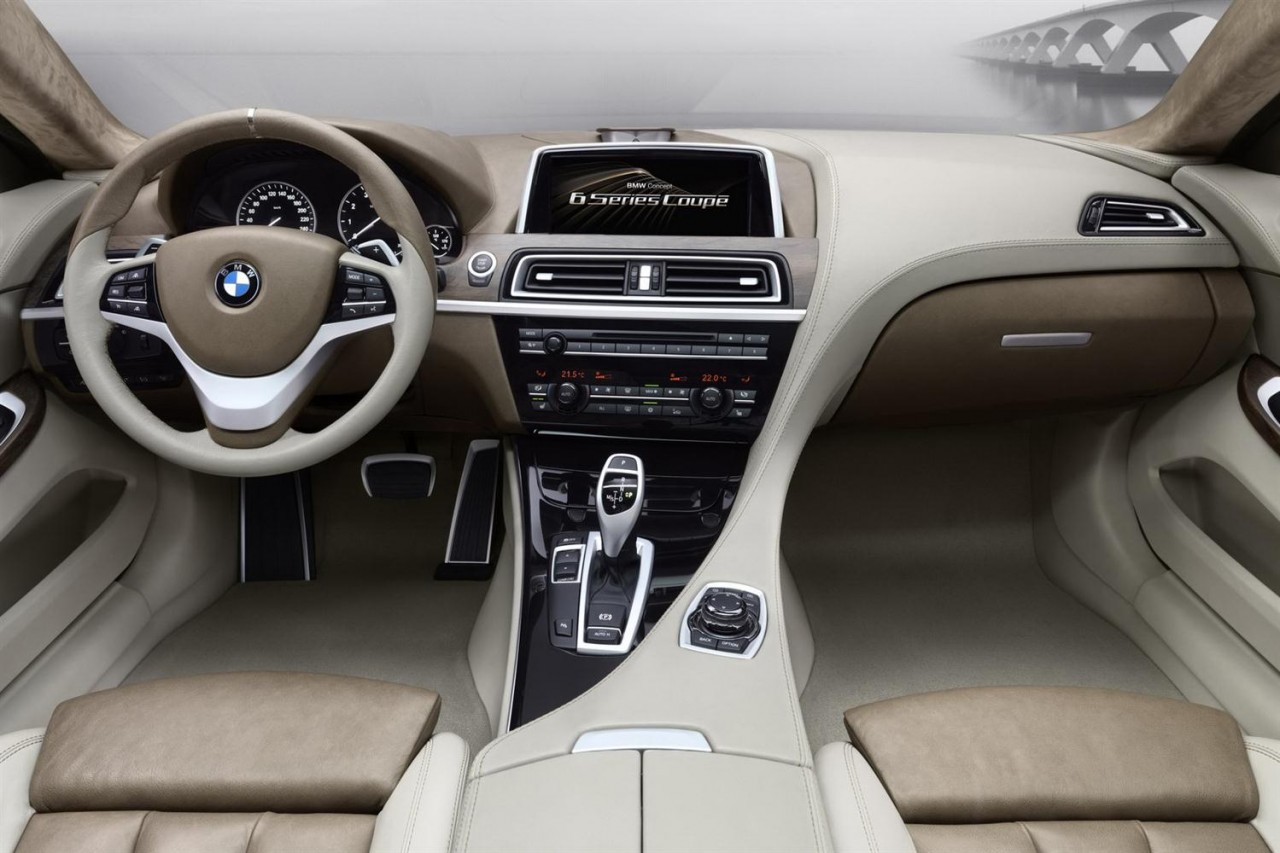 Sports Car New Bmw 6 Series 2012 Coupe