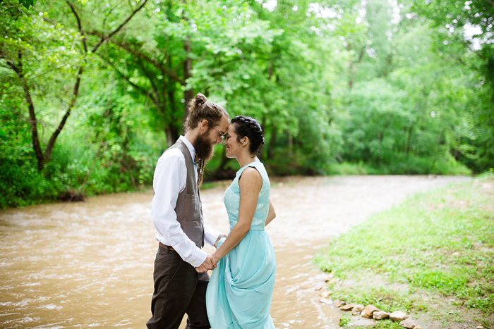 Focusing on the Marriage and Not the Wedding | Image by: Kimberlee Edwards Photography