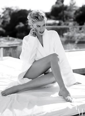 Charlotte McKinney sexy swimsuit photo shoot Vanity Fair June 2015