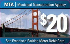 SFMTA Card Looks Like This