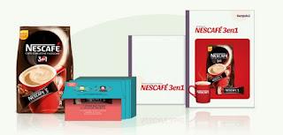 Prueba Nescafé 3en1