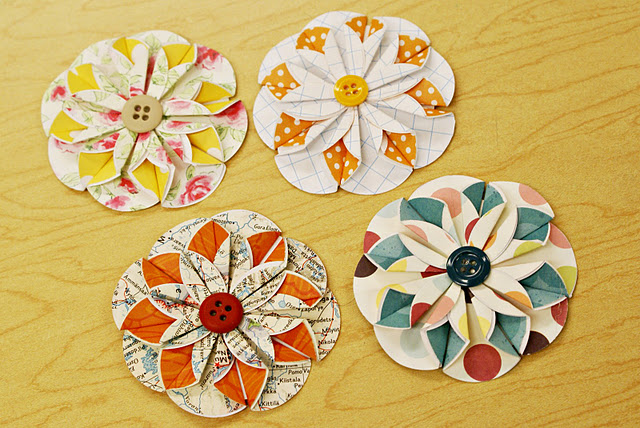 5 paper flower craft ideas children craft ideas 5 paper flower craft ideas mightylinksfo