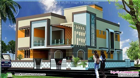 Tamilnadu house