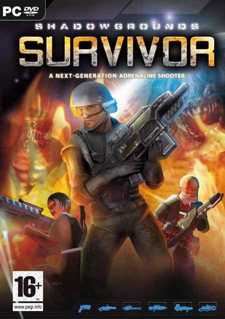 Shadowgrounds: Survivor Pc