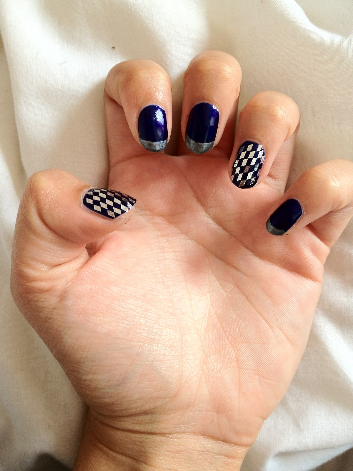 Displaying 14> Images For - Western Nail Designs...
