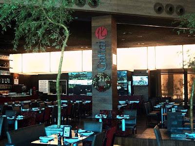 Gattai Restaurante: Fachada (foto retirada do site do Salvador Shopping)