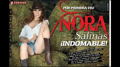 Revista H México (Nora Salinas) [Febrero/2013] PDF HQ & JPGE HQ *1
