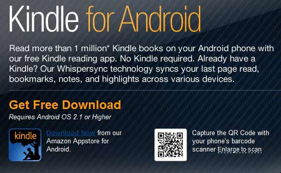 How to read pdf files with amazon kindle app