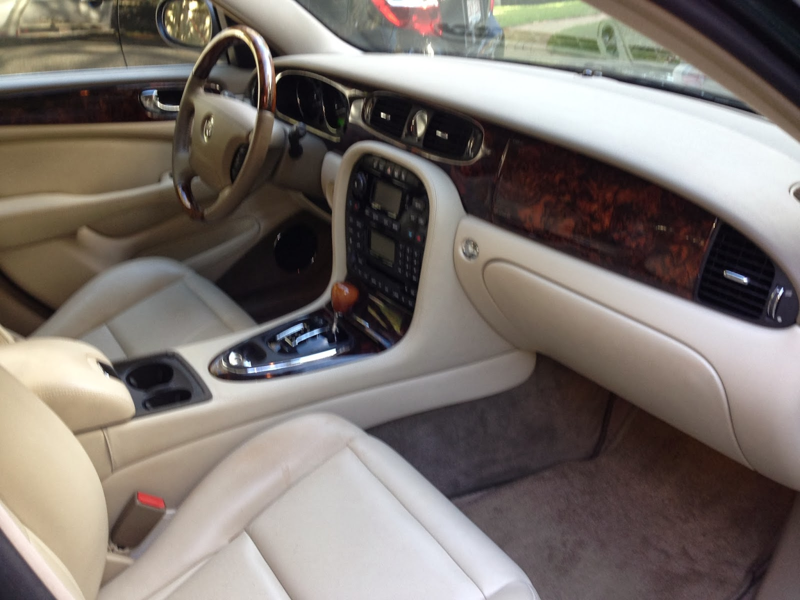 Stem to Sterns Current Estate Sales  A 2004 Jaguar XJ8 in